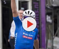 Matteo Moschetti esordirà nel ciclismo World Tour con la Trek Segafredo