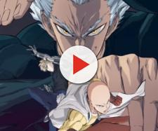 Saitama and Genos will face Garou in 'One Punch Man' season 2 [Image Credit: Emergency Awesome/YouTube screencap]