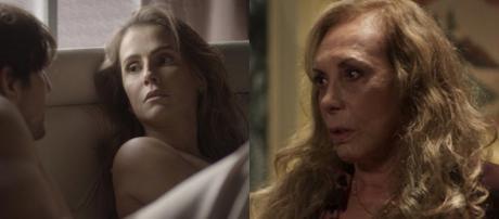 Remy, Karola e Naná em 'Segundo Sol '