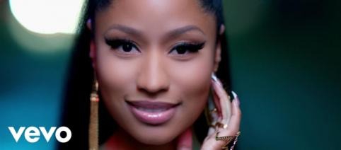 Nicki Minaj [Imagem via YouTube/ VEVO]