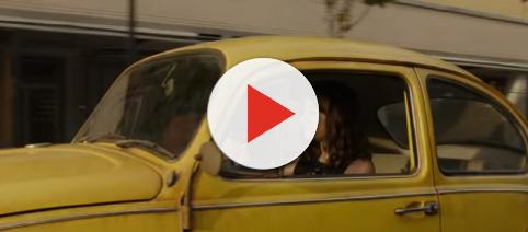 'Bumblebee' movie trailer. - [Paramount / YouTube screencap]