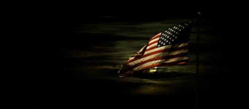 American Flag. [Image Source: DVIDSHUB - Flickr]