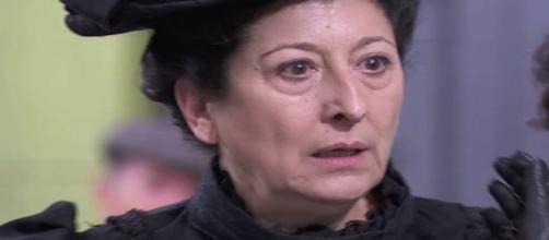 Anticipazioni Una Vita: Ursula costretta a fare i conti con il suo torbido passato