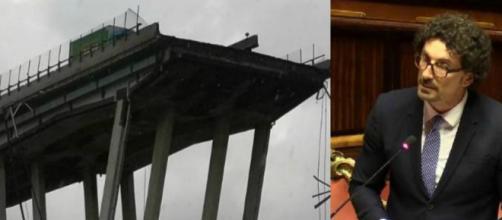 Ponte Morandi: quando sul sito di M5S spuntò la 'favoletta del crollo'.