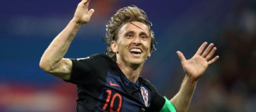 Luka Modric chiama l'Inter: affare ancora possibile
