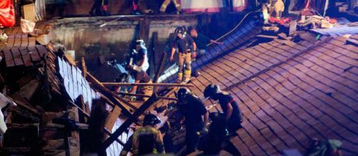Más de 300 heridos al desplomarse una pasarela en el puerto de ... - rtve.es