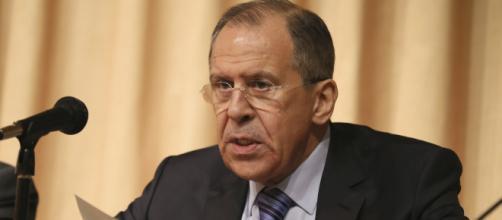 Ministro de Asuntos Exteriores de Rusia