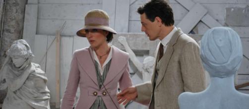 Replica su Mediaset Play e trama 9^ puntata Sacrificio d'amore: Lucrezia litiga con Silvia