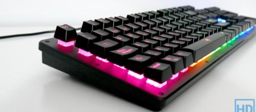 Xiaomi Mi Gaming Keyboard: un teclado mecánico RGB por menos de 30 euros