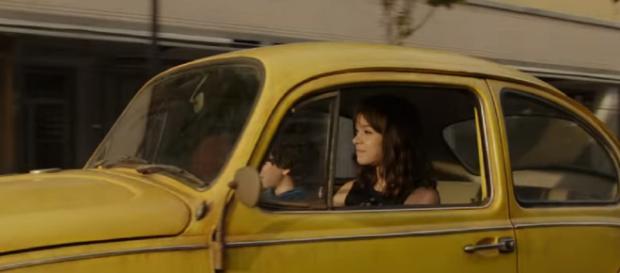 'Bumblebee' movie trailer. - [Paramount / YouTube screencap]