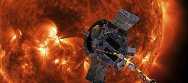 La Nasa lleva cuatro instrumentos para estudiar muy de cerca el Sol con la Sonda Parker