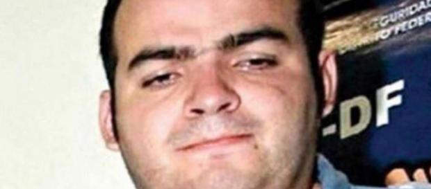 Roberto Moyado, un chef de gang à Mexico, vient d'être arrêté malgré son importante perte de poids.