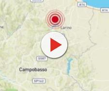 Ferragosto di paura in provincia di Campobasso, registrata scossa di magnitudo 4,7