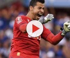 Hat-trick: Fábio defendeu três pênaltis