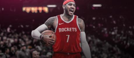 Carmelo Anthony y los Houston Rockets llegan a un acuerdo verbal