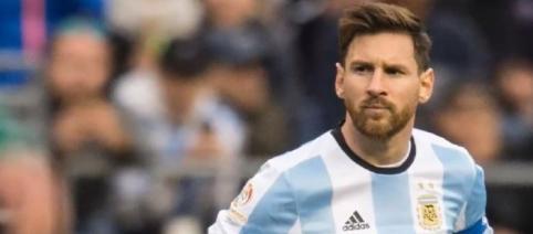 Leo Messi na seleção da Argentina [Imagem via YouTube]