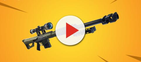 The heavy sniper rifle has long been an anticipated addition to 'Fortnite.' [Image Source: Hollowpoint - YouTube]