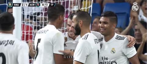 Real Madrid ainda procura reforços. (Imagem via YouTube/ Real Madrid)
