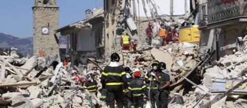 Imágenes de la tragedia del punte en Génova