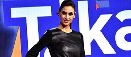Melissa Satta annuncia l'addio a Tiki Taka