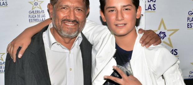 Emilio Osorio canta muy bien y aprovecharán su talento en el melodrama
