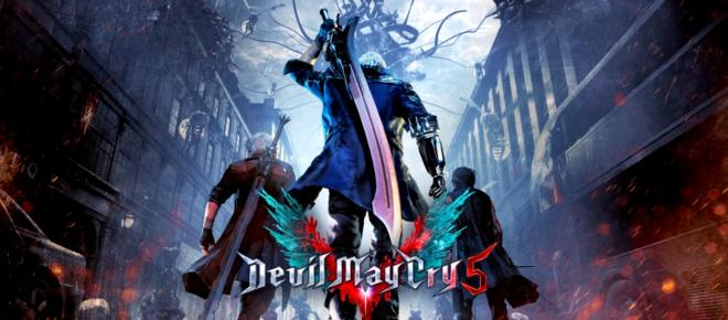 Devil May Cry 5 demo will to be showcased at Gamescom 2018