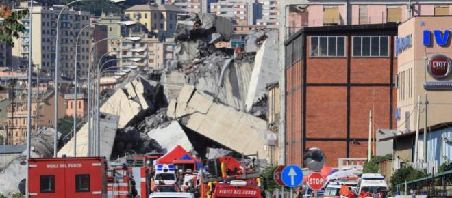 Gênes : 3 Français parmi les 39 victimes