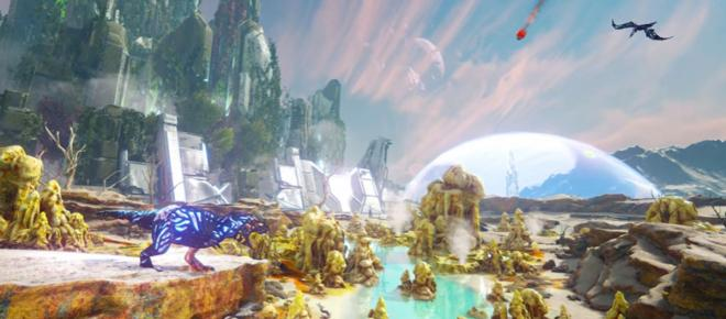 ARK: Extinction image previews released, hint at corrupted dinos