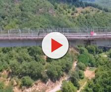 Il ponte di Celico nel territorio di Cosenza