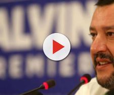 Matteo Salvini: 'Violenti e delinquenti non ci fanno paura'