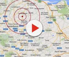 Nuova forte scossa di terremoto registrata a Montecilfone