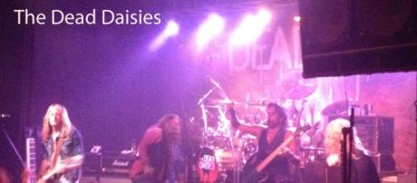 The Dead Daisies, Hookers And Blow, and the Velvematics bring real rock to Cleveland, Ohio [Image Source: Samuel Di Gangi - Author]