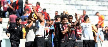 Atlético Paranaense 3x0 Flamengo