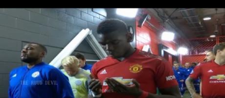 Paul Pogba [Imagem via YouTube]