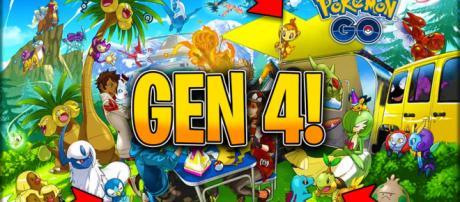'Pokemon GO' developer, Niantic, will roll out generation four Pokemon in waves. - [Paul Tassi / Flickr]