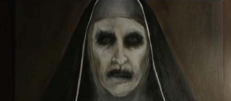 """YouTube has removed a trailer for """"The Nun"""" deeming it too scary for its viewers. [Image Rapid Trailer/YouTube"""