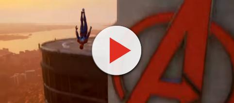 Avengers Tower and Sanctum Santorum are featured in the 'Spider-Man' PS4 game [Image Credit: IGN/YouTube]