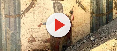 El más reciente hallazgo de Pompeya: frescos decorativos en honor al dios Príapo