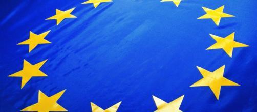 Bandera oficial de la Unión Europea