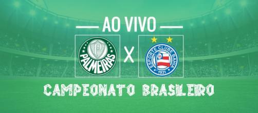 Copa do Brasil: Palmeiras x Bahia ao vivo