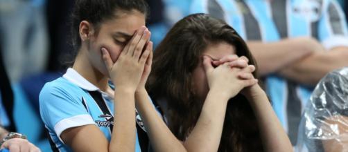 Grêmio joga de forma mediana e perde para o Flamengo