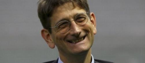 Il presidente del Chievo Verona, Luca Campedelli