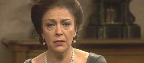 Il Segreto: Donna Francisca condannata alla pena capitale