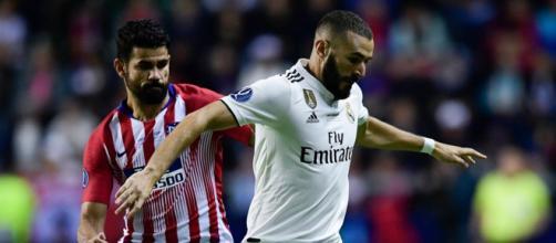 Supercoppa Uefa 2018: l'Atletico Madrid batte il Real 4-2.