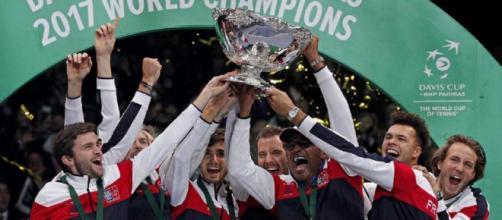 La Coppa Davis cambia formula, dal 2019 si disputeranno le 'finals' a 18 squadre