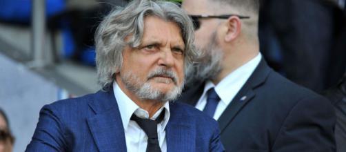 Massimo Ferrero aveva chiesto il rinvio del primo turno di serie A