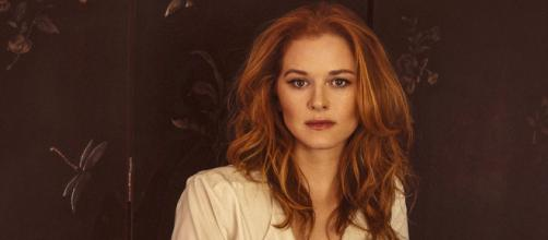 Sarah Drew - April Kepner FONTE: Hollywood Reporter