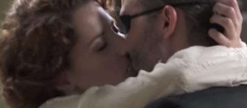 Una Vita: è di nuovo amore tra Celia e Felipe