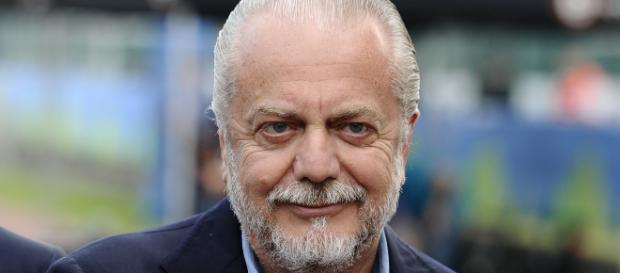 Aurelio De Laurentiis - Presidente del Napoli