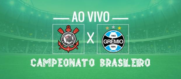 Campeonato Brasileiro: Corinthians x Grêmio ao vivo
